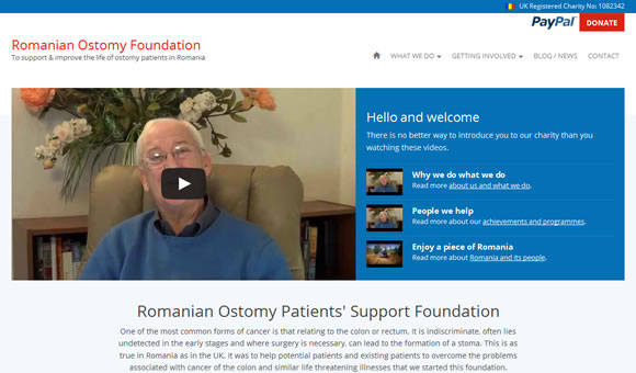 Romanian Ostomy Foundation