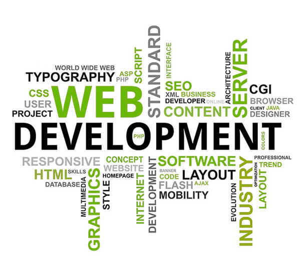 Web design and development in Berkshire